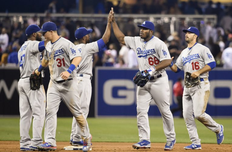 Sejarah Tim Baseball Los Angeles Dodgers
