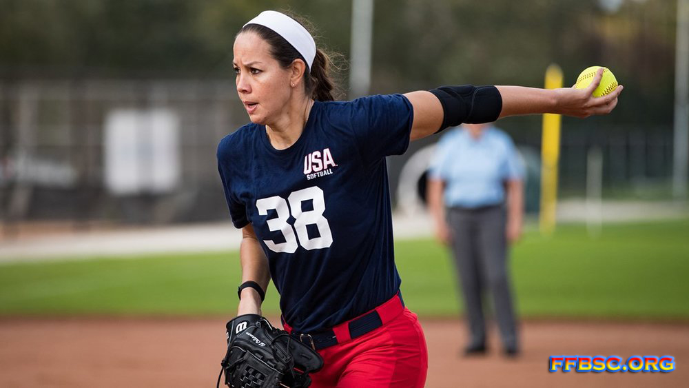 Cat Osterman, All-Star Profesional 6 Kali